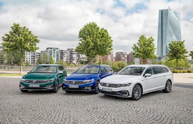 Враг хорошего. Volkswagen Passat Variant