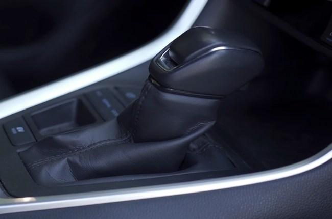 Toyota RAV4 Hybrid селектор АКПП