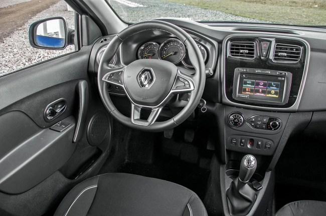 За что такие деньги?. Renault Logan Stepway
