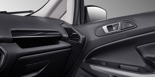 Свет, камера, мотор. Ford EcoSport