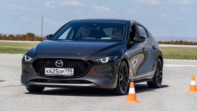 Со вкусом Швеции. Mazda 3 Hatchback