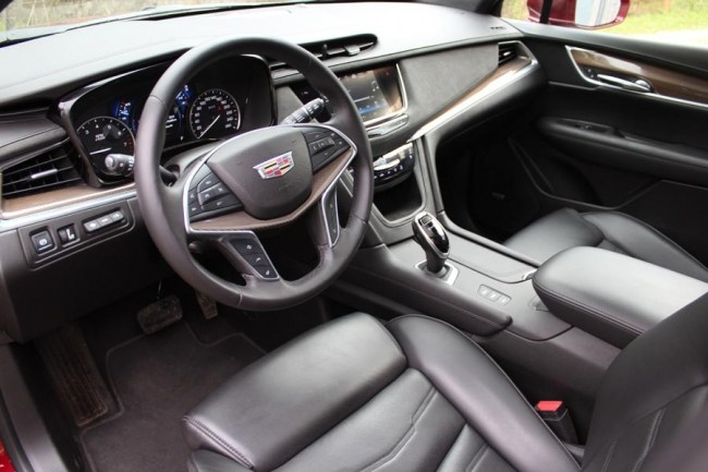 C прицелом на Европу. Cadillac XT5