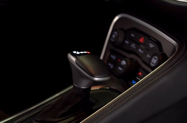 Dodge Challenger селектор АКПП