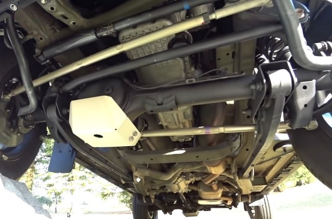 Suzuki Jimny подвеска