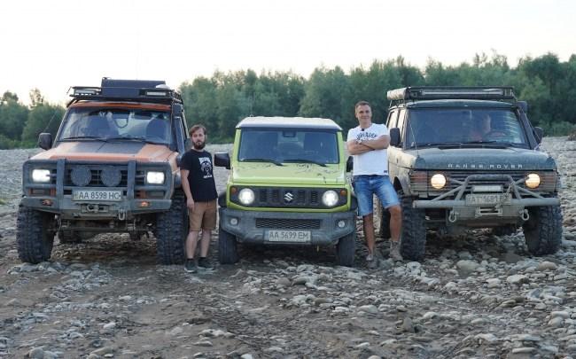 Джимник с друзьями