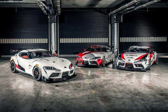 Пытаемся абстрагироваться от BMW в лифтбеке Toyota GR Supra. Toyota GR Supra