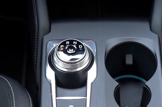 Ford Focus шайба АКПП
