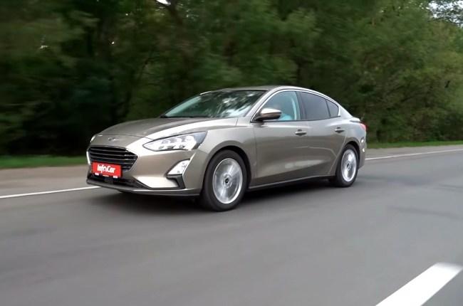 Ford Focus поведение на дороге