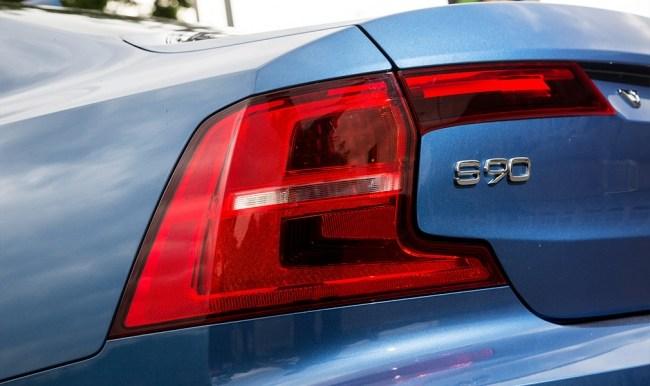 Идеи для бизнеса. Volvo S90