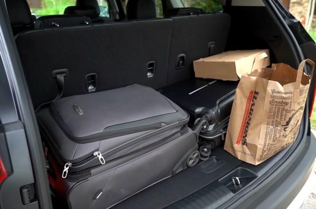KIA Telluride багажник