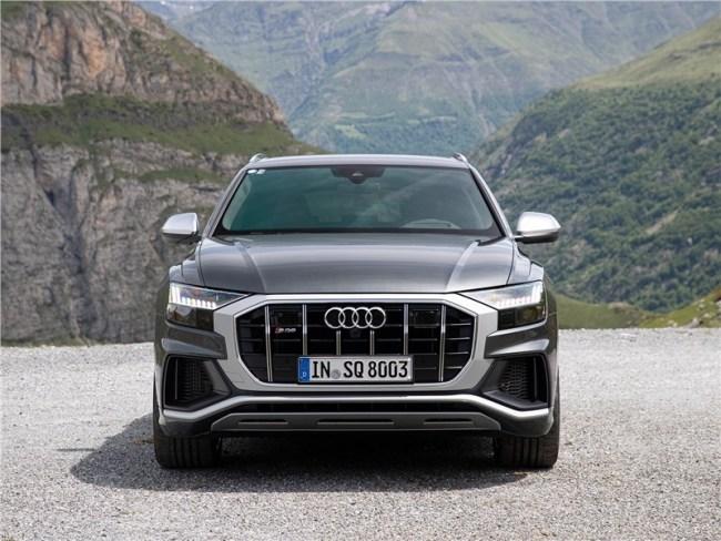 Реанимация дизеля. Audi SQ8