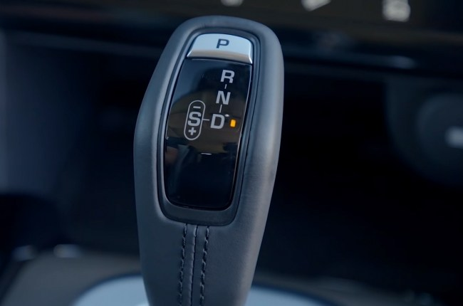 Land Rover Discovery Sport селектор АКПП