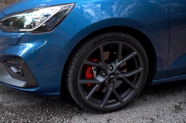 Ford Focus ST диски и шины