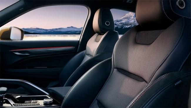 Как BMW X6, только китайский. Geely Xingyue