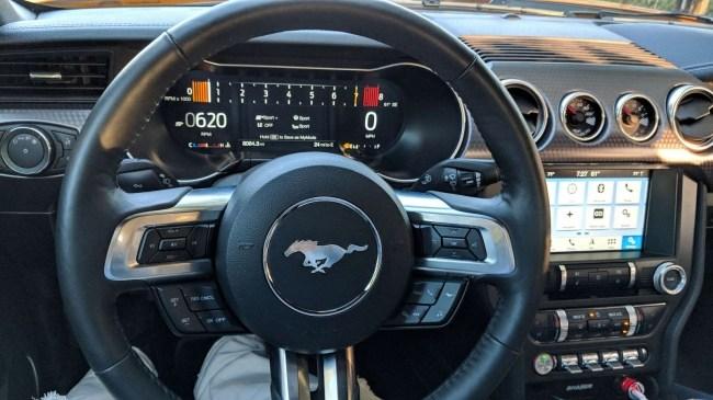 Раньше будет лучше. Ford Mustang