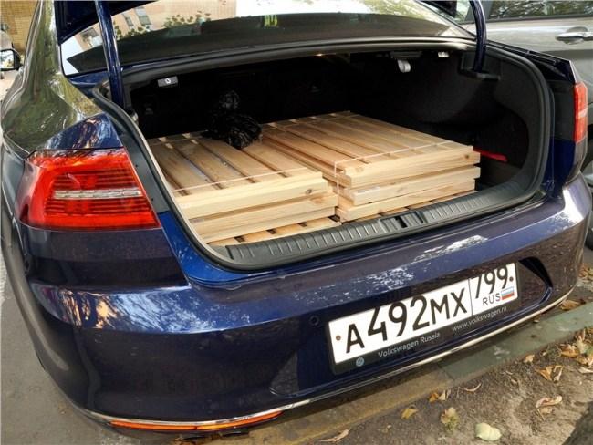 Проверен электроникой. Volkswagen Passat