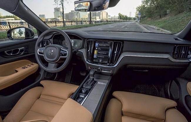 Сыграем в «американку». Volvo S60