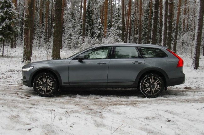 Мечтать не вредно. Volvo V90 Cross Country