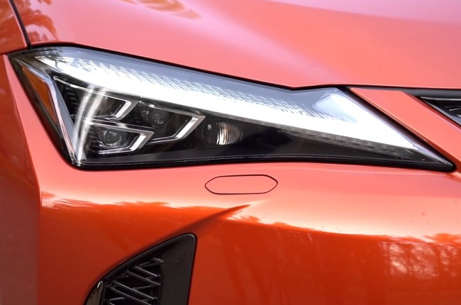 Lexus UX Full Led фары