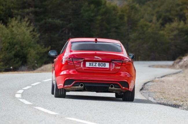 Обреченный. Jaguar XE