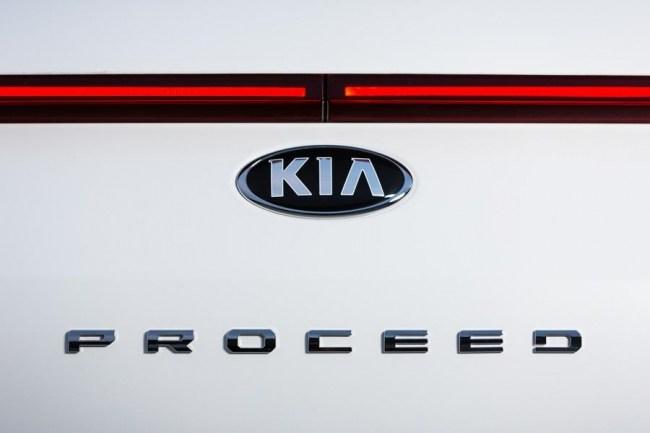Стрелок-универсал. KIA ProCeed GT