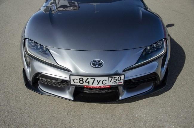 Я могу! Ты — нет!. Toyota GR Supra