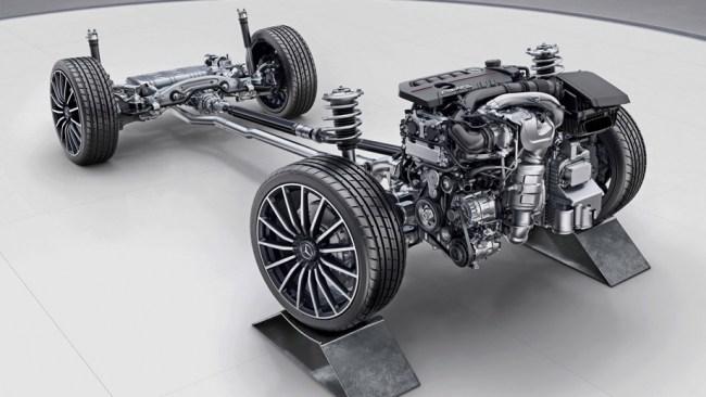 Ощущаем дух Гелика в кроссовере. Mercedes GLB-Class (X247)