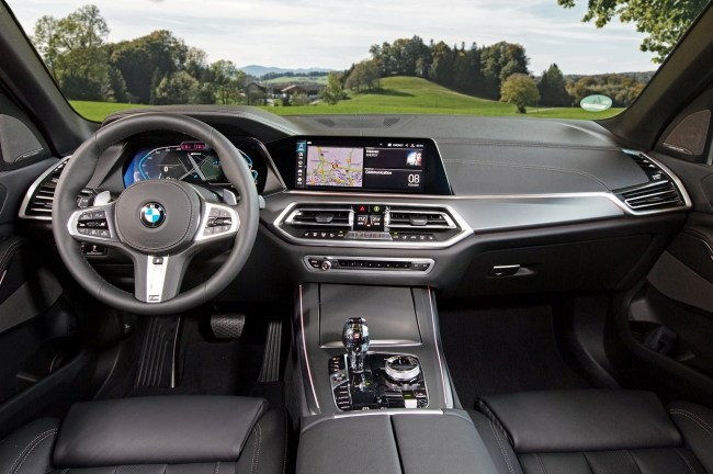 Заправляем электричеством гибрид. BMW X5 iPerformance (G05)