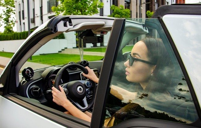 Три водителя, три мнения. smart fortwo cabrio
