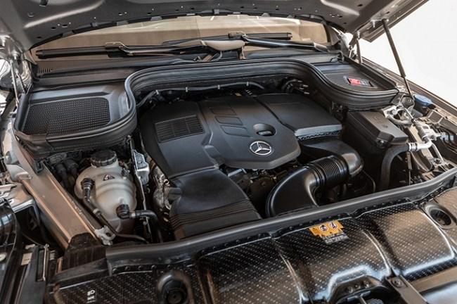 Комфорт вместо брутальности. Mercedes GLE-Class SUV (W167)