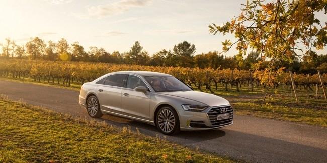 Голос природы. Audi A6