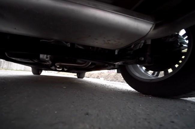 Hyundai Kona подвеска