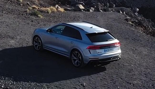 Audi RS Q8 – когда спорт и комфорт таки могут быть вместе. Audi RS Q8