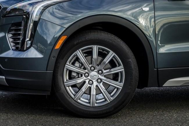 В погоне за миллениалами. Cadillac XT4
