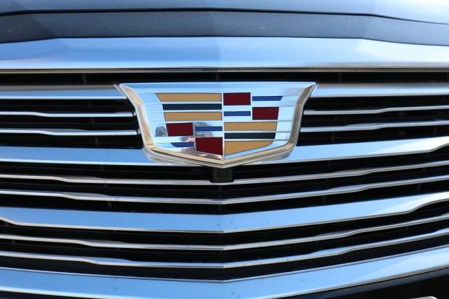 Когда у тебя все есть. Cadillac CT6