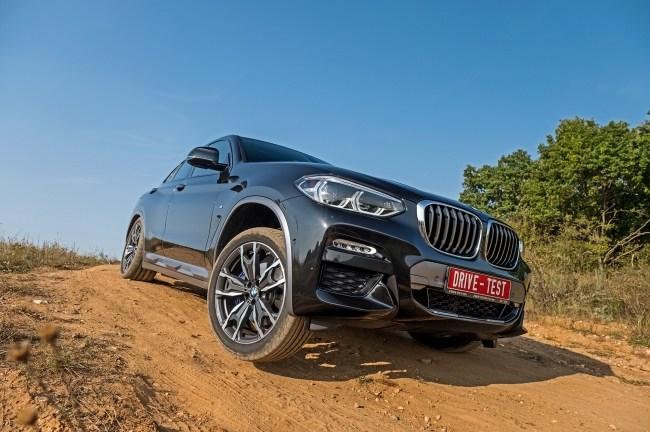 Тщательно анализируем. BMW X4 (G02)