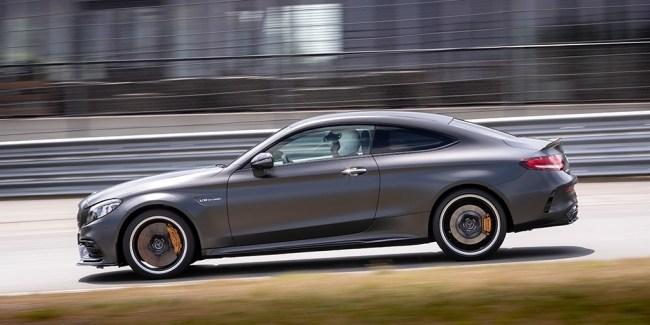 Девять жизней. Mercedes C-Class Coupe (С205)