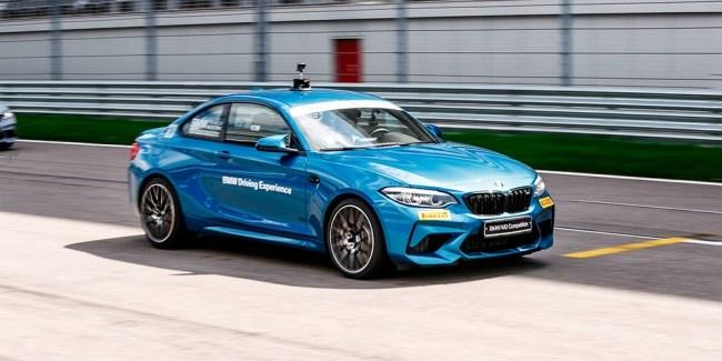 Самые эмоциональные BMW. BMW M5 Sedan (F90)