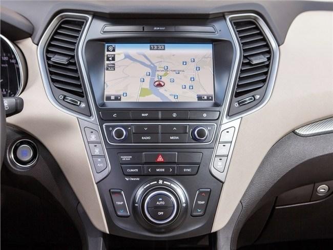 Восточный экспресс. Hyundai Grand Santa Fe
