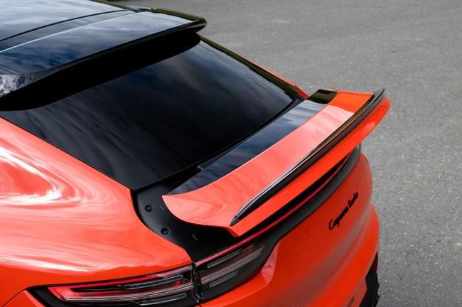 Долго ждали, а что получили?. Porsche Cayenne Coupe