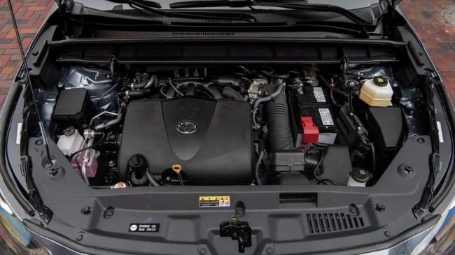 Теперь он восьмиместный. Toyota Highlander