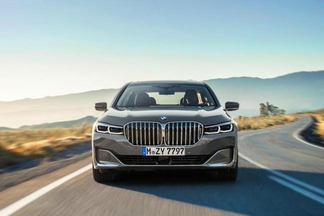 Хайп. BMW 7 Series (G11)