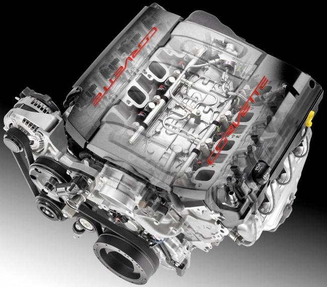 Американская мечта. Chevrolet Corvette Coupe