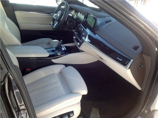 GT и немного нервно. BMW 6 Series Gran Turismo (G32)