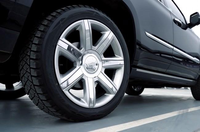 Cadillac Escalade колеса