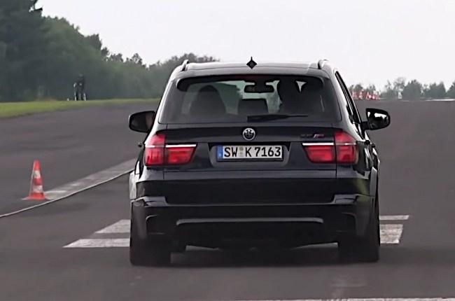 BMW X5 M 2019 в кузове E70