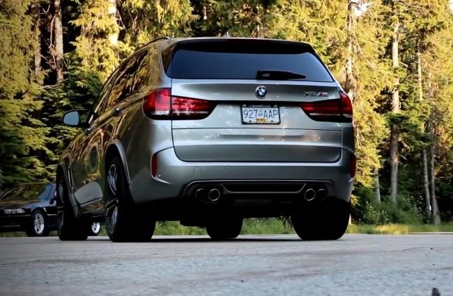 BMW X5 M в кузове F15
