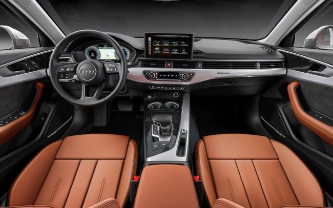 Даунсайзинг больше не в моде. Audi A4