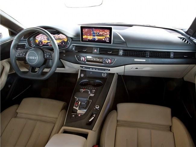 Audi A5 Sportback как символ правильных автомобилей. Audi A5 Sportback