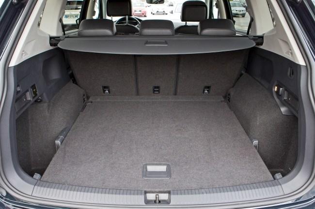 Сомневаемся в перспективах кроссовера Volkswagen Tiguan Allspace. Volkswagen Tiguan Allspace